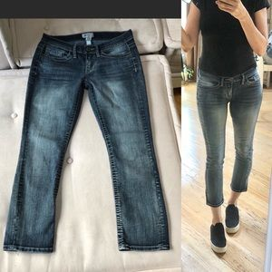 Mudd Ankle Length Jeans